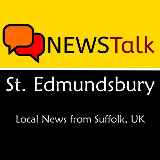 Cover art for podcast St Edmundsbury NewsTalk Podcast
