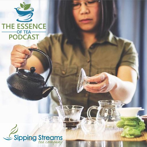 Cover art for podcast The Essence Of Tea