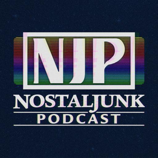 Cover art for podcast Nostaljunk Podcast