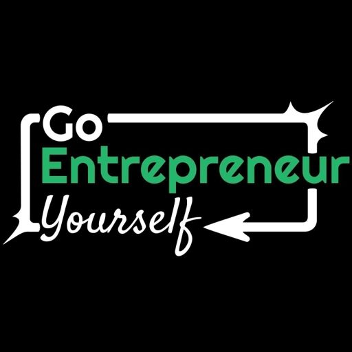 Cover art for podcast Go Entrepreneur Yourself