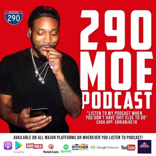 Cover art for podcast 290 Moe Podcast