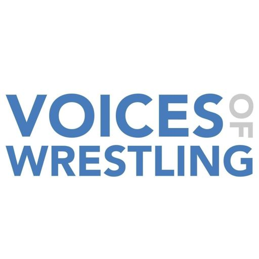 Cover art for podcast Voices of Wrestling Flagship