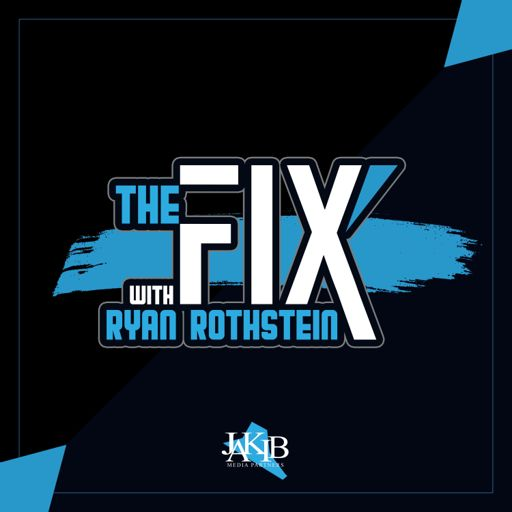 Cover art for podcast The Fix with Ryan