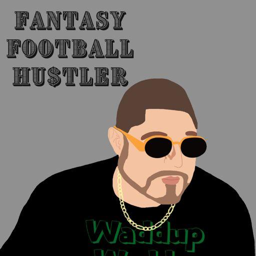 Cover art for podcast Fantasy Football Hustler