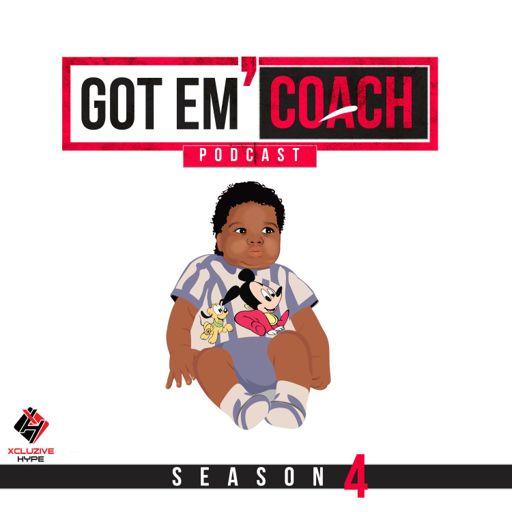 Cover art for podcast Got Em' Coach