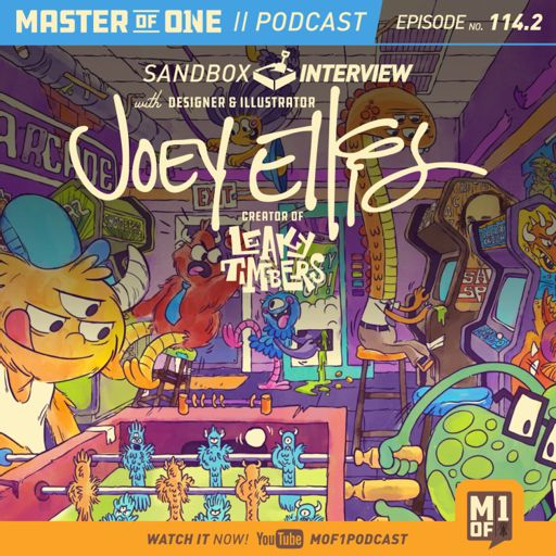 best service 04dbb e59a5 Episode 114.2  Sandbox Interview with Designer, Illustrator   Creator of  Leaky Timbers Joey Ellis