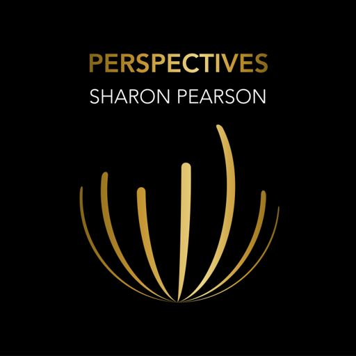 Cover art for podcast #PERSPECTIVES With Sharon Pearson