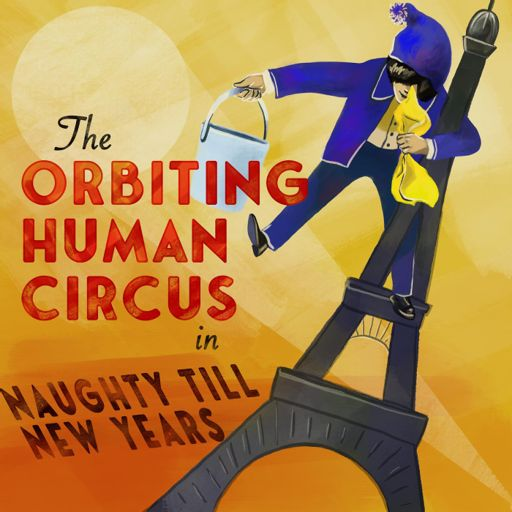 Cover art for podcast The latest episodes from The Orbiting Human Circus