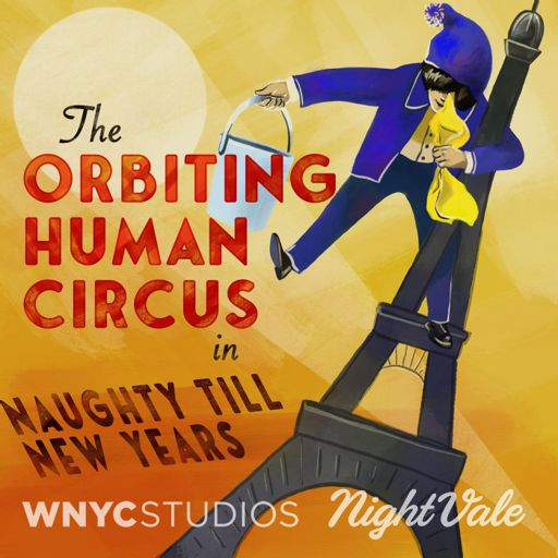 Cover art for podcast The Orbiting Human Circus