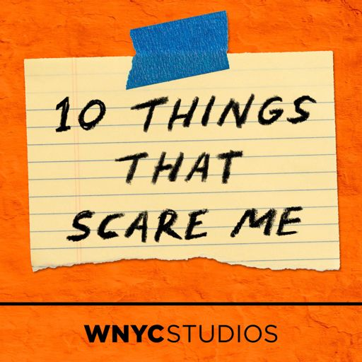 Cover art for podcast 10 Things That Scare Me