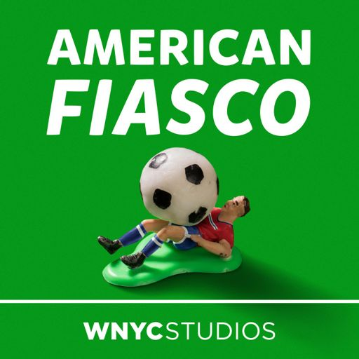 Cover art for podcast American Fiasco