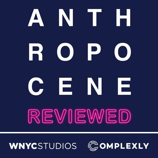 Cover art for podcast The Anthropocene Reviewed