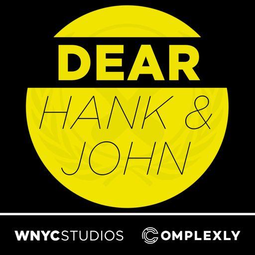 Cover art for podcast Dear Hank & John