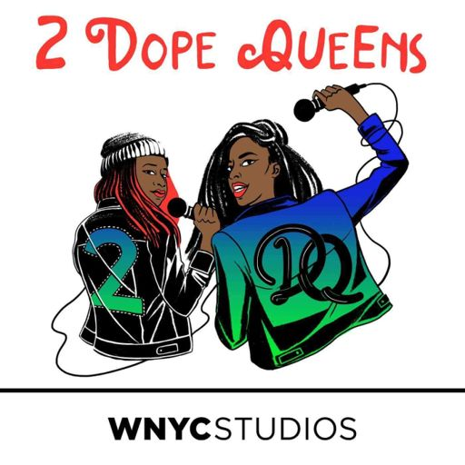Cover art for podcast 2 Dope Queens