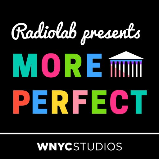 Cover art for podcast Radiolab Presents: More Perfect