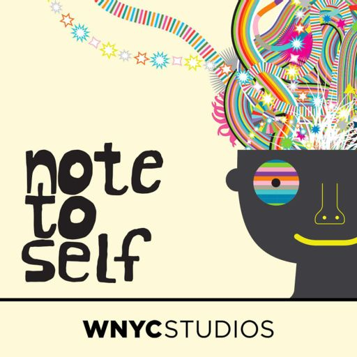 Cover art for podcast Note to Self