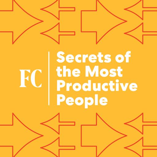Cover art for podcast Secrets Of The Most Productive People