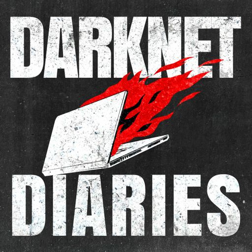 Cover art for podcast Darknet Diaries