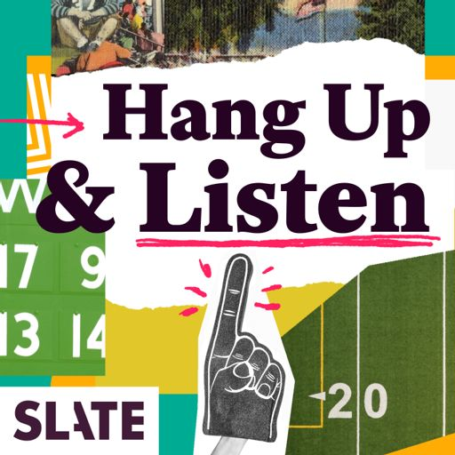 Cover art for podcast Hang Up and Listen