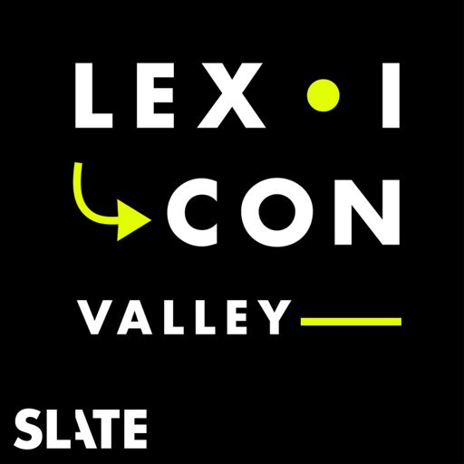Cover art for podcast Lexicon Valley
