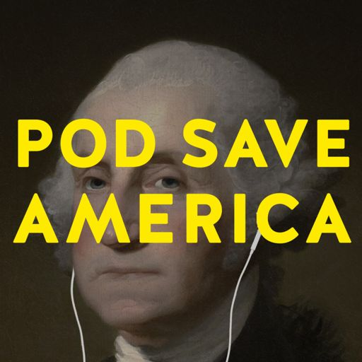 Cover art for podcast Pod Save America
