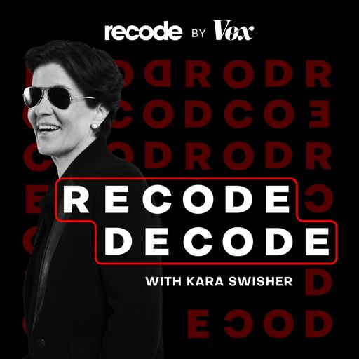 Cover art for podcast Recode Decode