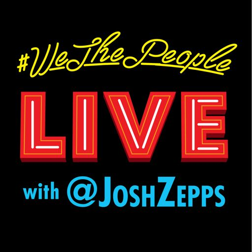 Cover art for podcast #WeThePeople LIVE