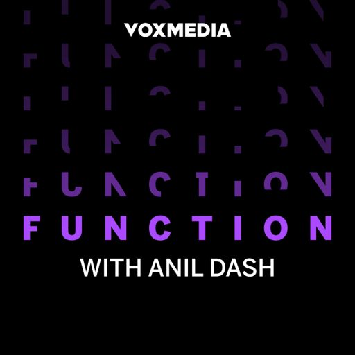 Cover art for podcast Function with Anil Dash