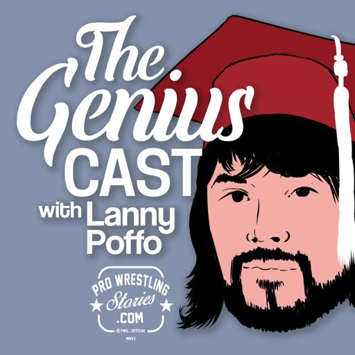 Cover art for podcast The Genius Cast with Lanny Poffo