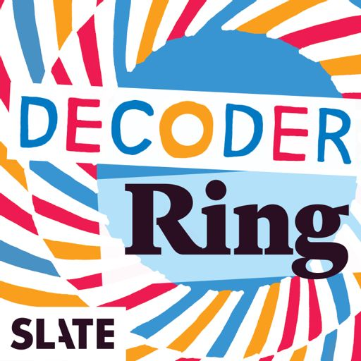 Cover art for podcast Decoder Ring