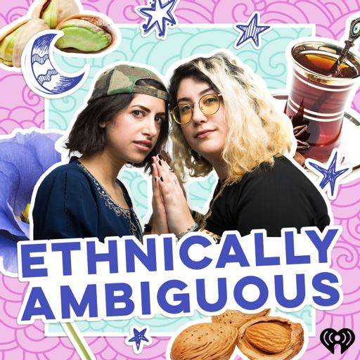 Cover art for podcast Ethnically Ambiguous