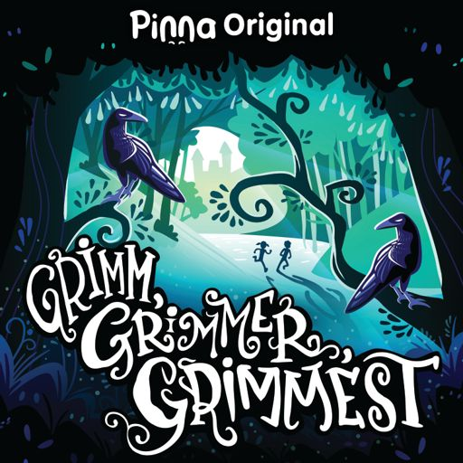 Cover art for podcast Grimm, Grimmer, Grimmest