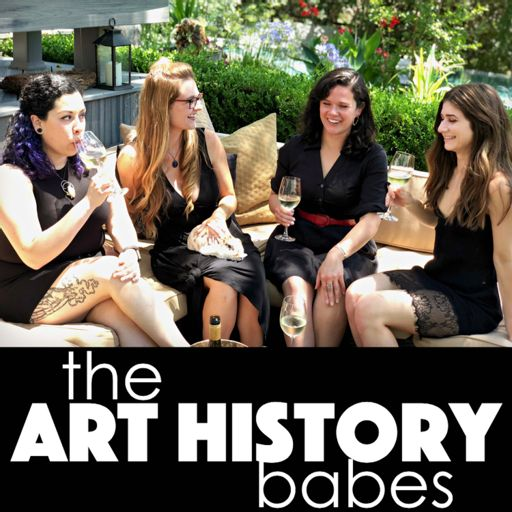 Cover art for podcast The Art History Babes