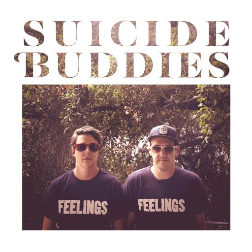 Cover art for podcast Suicide Buddies