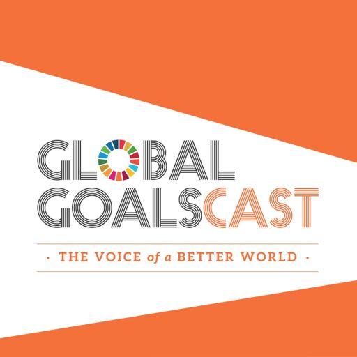 Cover art for podcast Global GoalsCast