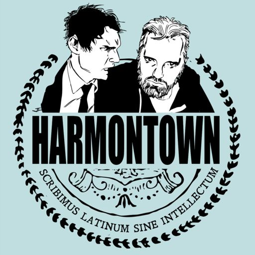 Cover art for podcast Harmontown