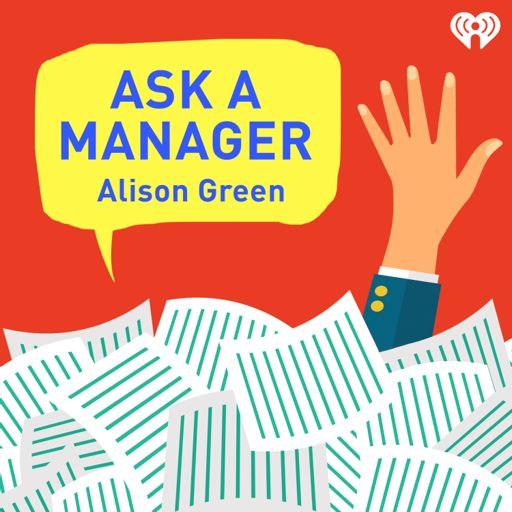 Cover art for podcast Ask a Manager