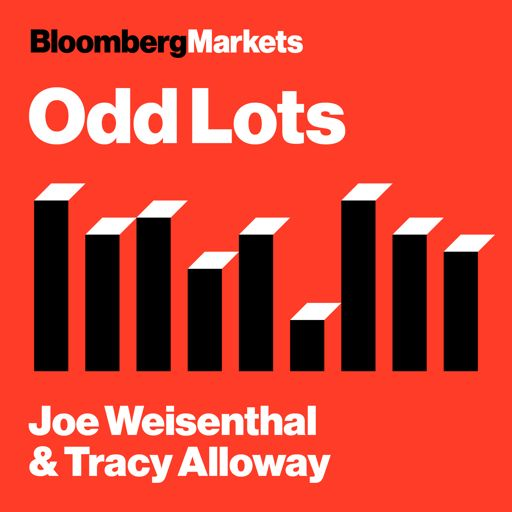 Cover art for podcast Odd Lots
