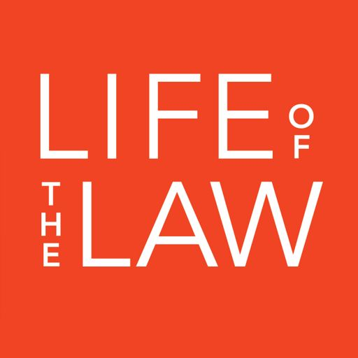 Cover art for podcast Life of the Law