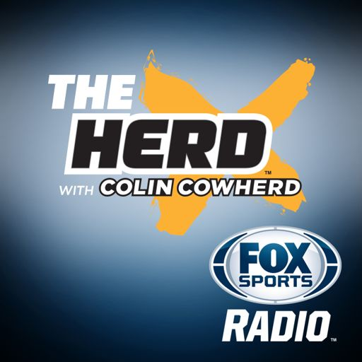 Cover art for podcast The Herd with Colin Cowherd