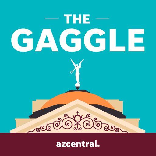 Cover art for podcast The Gaggle: An Arizona politics podcast