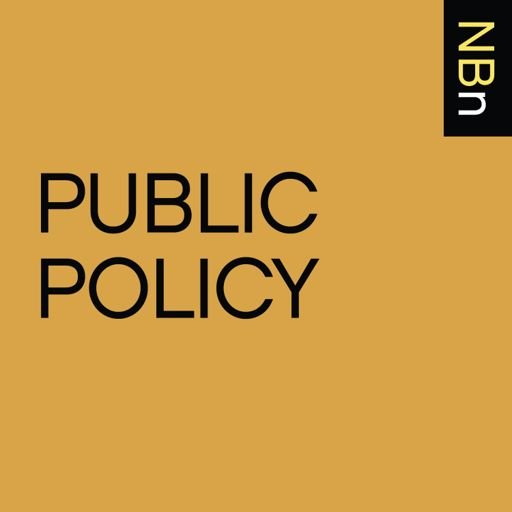 Cover art for podcast New Books in Public Policy