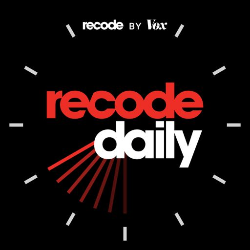Cover art for podcast Recode Daily