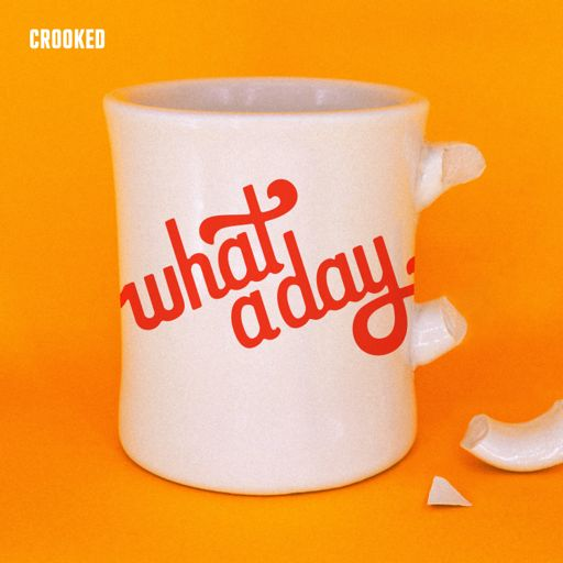 Cover art for podcast What A Day