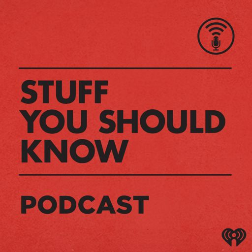 Cover art for podcast Stuff You Should Know
