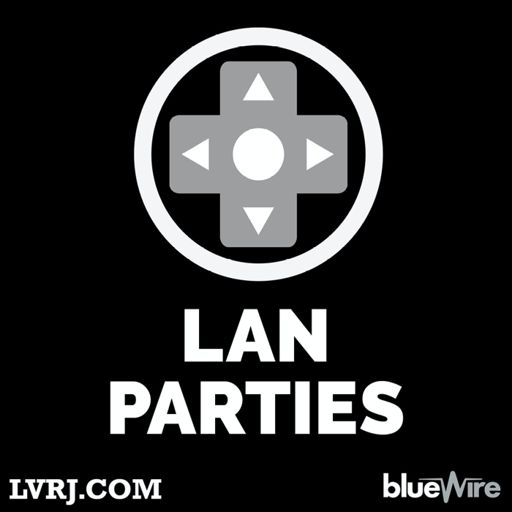 Cover art for podcast LAN Parties: A Video Gaming and Esports Podcast