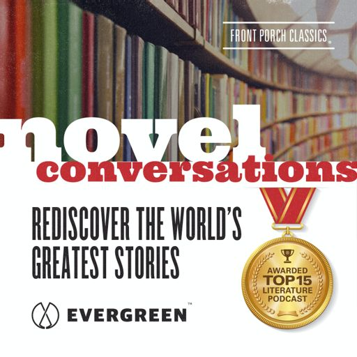 Cover art for podcast Novel Conversations