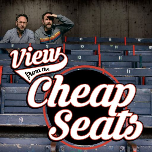 Cover art for podcast View from the Cheap Seats with the Sklar Brothers