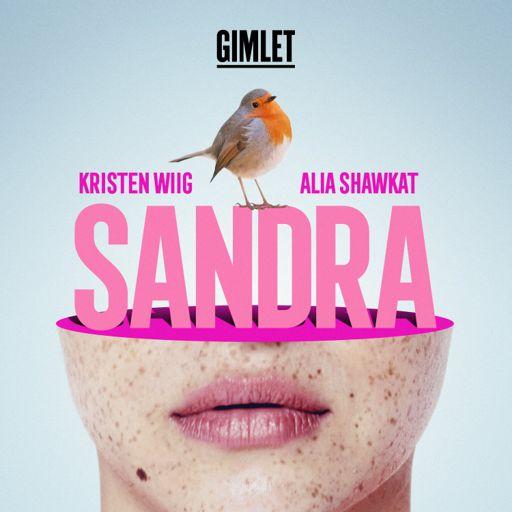 Cover art for podcast Sandra