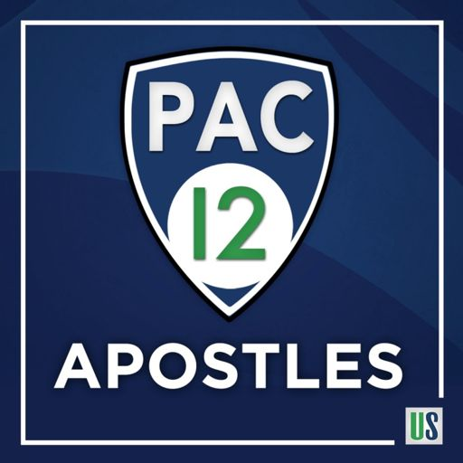 Cover art for podcast Pac-12 Apostles- Pac-12 Football Conference Podcast